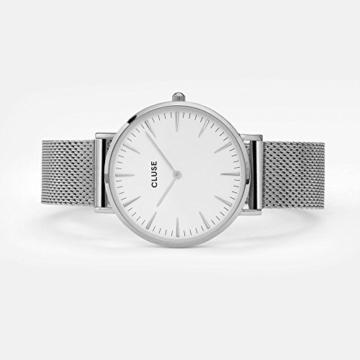 Cluse Unisex-Armbanduhr Analog Edelstahl - 2