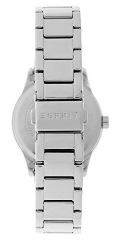 Esprit Damen-Armbanduhr Es-Eve Ladies Analog Quarz Edelstahl ES107982003 -