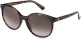 Gucci Sonnenbrille 3722/ S HA HNZ (55 mm) havanna -