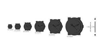 Micheal Kors Damen-Armbanduhr Analog Quarz Edelstahl MK5774 -
