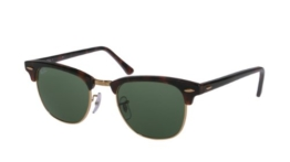 SUNGLASSES Ray-Ban RB3016 CLUBMASTER W0366 / 51 -