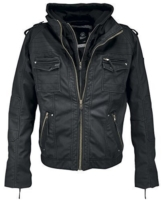 Brandit BLACK ROCK Jacke - 1