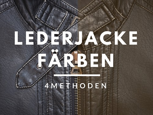 fleck in wildlederjacke