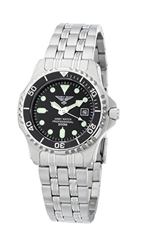 Army Watch Damen Taucheruhr EP881 20ATM -