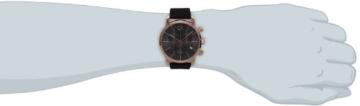 Calvin Klein Herren-Armbanduhr Chronograph Quarz Leder K2G276G3 -